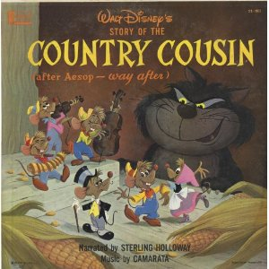 country cousin