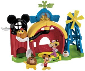 Mickey's Farm Set